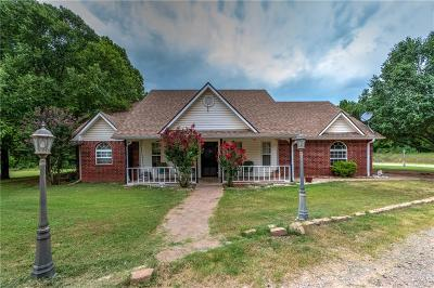 Lincoln County Single Family Home For Sale: 900300 S Oak Hill Drive