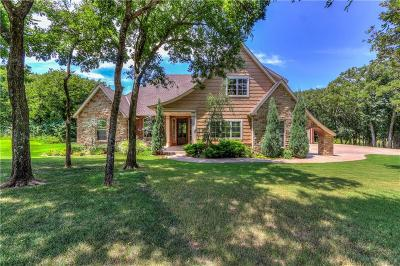 Jones Single Family Home For Sale: 10209 Chitwood Farms