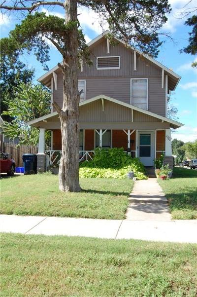 Oklahoma City Multi Family Home For Sale: 1161 N McKinley