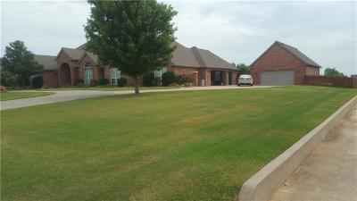 Choctaw Single Family Home For Sale: 1290 Hidden Valley Ln