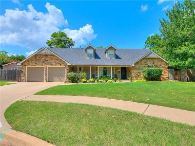 Norman Single Family Home For Sale: 1223 Greenbriar Court