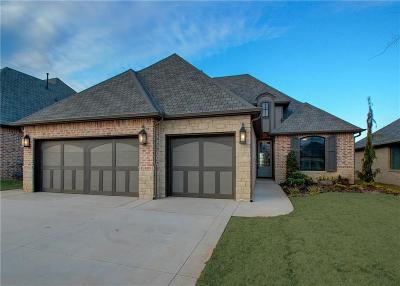 Lincoln County, Oklahoma County Single Family Home For Sale: 109 Pont Julienn Court