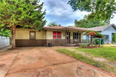 Single Family Home For Sale: 609 S 8th Street Drive