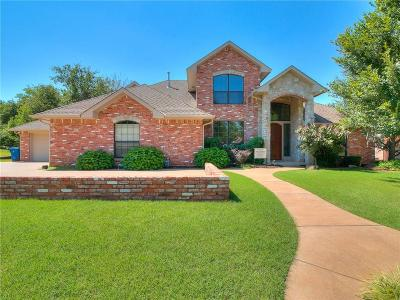 Edmond Single Family Home For Sale: 320 Shortgrass Road