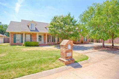 Chickasha Single Family Home For Sale: 2812 Briar Creek Circle