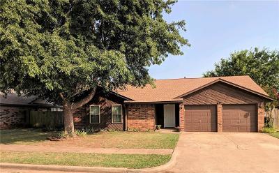 Moore Single Family Home For Sale: 612 NE 14th Street