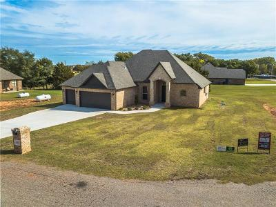 Blanchard OK Single Family Home For Sale: $259,740