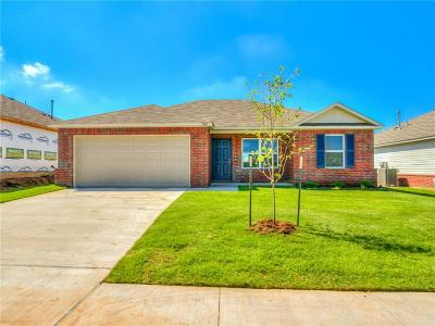 Yukon Single Family Home For Sale: 9813 Glover River Drive