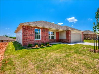 Yukon Single Family Home For Sale: 9721 Glover River Drive