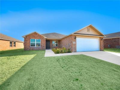 Noble Single Family Home For Sale: 1205 Iron Stone Drive