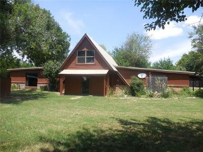 Canadian County, Oklahoma County Single Family Home For Sale: 14895 W Broadway Street
