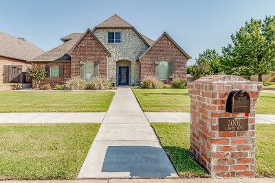 Oklahoma City Single Family Home For Sale: 3001 Sunset Boulevard