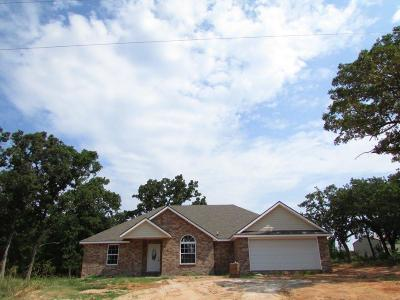 Shawnee Single Family Home For Sale: Limestone Drive