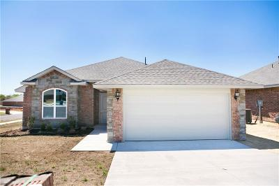 Midwest City Single Family Home For Sale: 10520 Turtle Back Drive