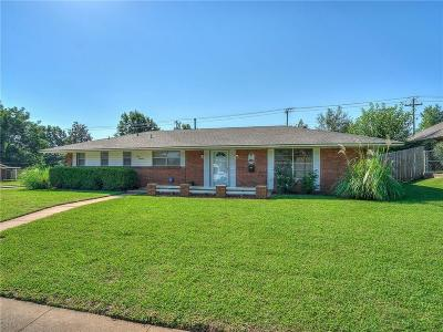 Midwest City Single Family Home For Sale: 300 W Silver Meadow Drive
