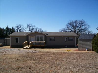 Guthrie Single Family Home For Sale: 1195 Preston Court