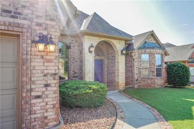 Norman Single Family Home For Sale: 413 Summit Bend
