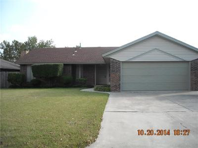 Moore OK Rental For Rent: $1,160