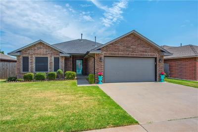 Oklahoma City Single Family Home Sold: 4104 Thorn Burn Place