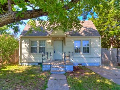 Norman Single Family Home For Sale: 135 E Hayes Street