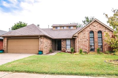 Oklahoma City Single Family Home For Sale: 12104 Silver Sun Drive