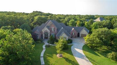 Edmond Single Family Home For Sale: 6821 Cypress Hollow