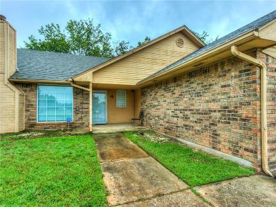 Oklahoma City OK Single Family Home For Sale: $127,500