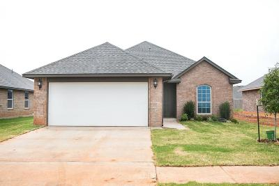 Edmond Single Family Home For Sale: 4228 NW 155th Street