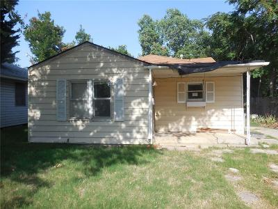 Canadian County, Oklahoma County Single Family Home For Sale: 4800 N Willow Avenue