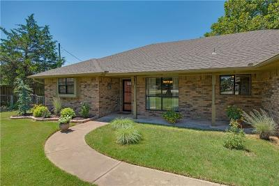 Choctaw OK Single Family Home Sold: $185,000