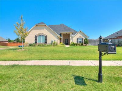 Edmond Single Family Home For Sale: 909 NW 186th Street