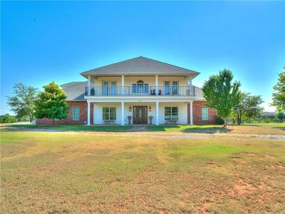 Piedmont Single Family Home For Sale: 13600 Oak Hill Drive