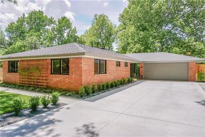 Norman Single Family Home For Sale: 606 Broad Lane