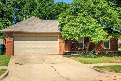 Edmond Single Family Home For Sale: 18313 Willow Oak Lane