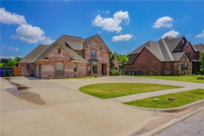 Norman Single Family Home For Sale: 521 Sandpiper