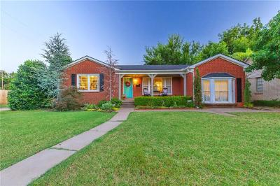 Oklahoma City Single Family Home For Sale: 2800 Clermont Place
