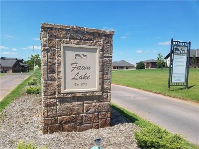 Blanchard Residential Lots & Land For Sale: 2199 Lake Point Circle