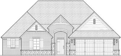 Edmond Single Family Home For Sale: 18805 Trailview Way