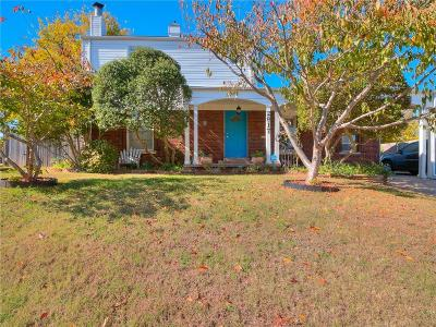 Oklahoma City Single Family Home For Sale: 2917 Cummings Drive