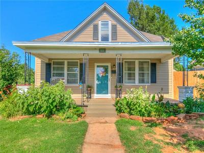 Single Family Home For Sale: 803 S Barker Ave.