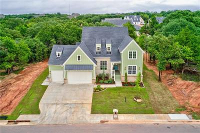 Edmond Single Family Home For Sale: 1408 Sadie Creek Road