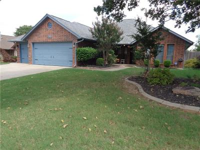 Midwest City Single Family Home For Sale: 1916 Goldenrod Lane