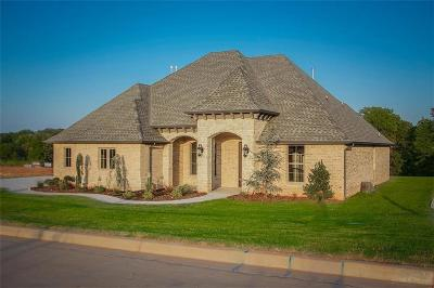 Choctaw OK Single Family Home For Sale: $499,900