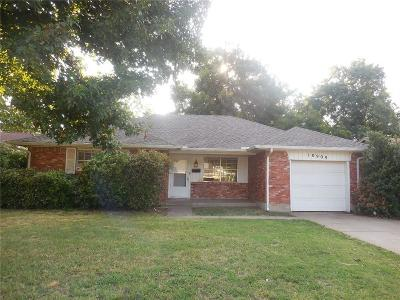 Canadian County, Oklahoma County Single Family Home For Sale: 10909 N McKinley Avenue
