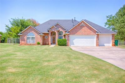 Oklahoma City OK Single Family Home For Sale: $189,900