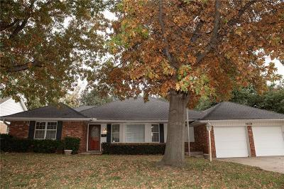 Single Family Home For Sale: 3628 NW 70th Street