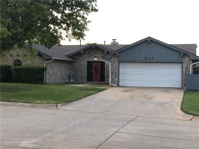 Oklahoma City Single Family Home For Sale: 8113 Willow Creek Boulevard