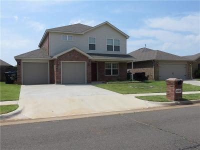 Edmond Single Family Home For Sale: 2428 NW 194th Street