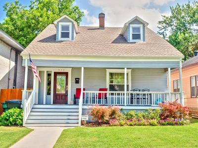 Oklahoma City Single Family Home For Sale: 812 NW 21st Street