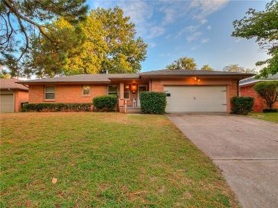 Norman OK Single Family Home For Sale: $139,500